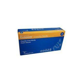 PT# 8818NB   Esteem Glove PF Nitrile LF Large 150/Bx by Cardinal Health Industrial & Scientific