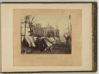 Castle Murray, near Auburn, Ritchie County, Virginia, VA, 1863, Alexander Gardner   Prints