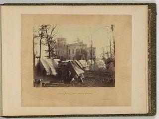 Castle Murray, near Auburn, Ritchie County, Virginia, VA, 1863, Alexander Gardner   Prints