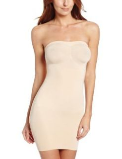 NEARLY NUDE Women's Seamless Strapless Slip at  Women�s Clothing store