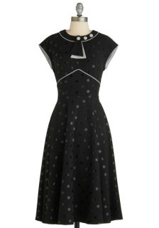 Stop Staring Every Dot of You Dress  Mod Retro Vintage Dresses