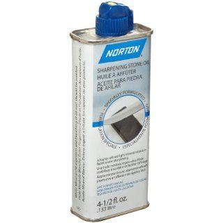 Norton Sharpening Stone Oil, 4 1/2 fl. ounce Honing Oil Industrial & Scientific