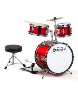 Five Piece Childs Drum Set   Schoenhut