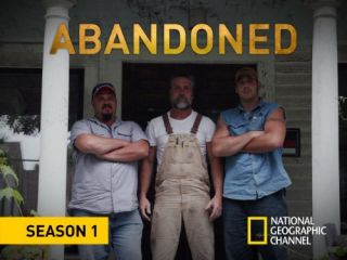 "Abandoned: Season 1, Episode 9 ""New York Masonic Lodge"":  Instant Video"