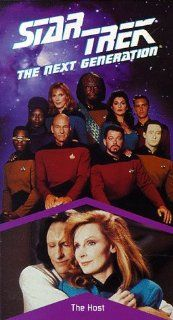 Star Trek   The Next Generation, Episode 97: The Host [VHS]: LeVar Burton, Gates McFadden, Gabrielle Beaumont, Robert Becker, Cliff Bole, Timothy Bond, David Carson, Chip Chalmers, Richard Compton, Robert Iscove, Winrich Kolbe, Peter Lauritson, Robert Lega