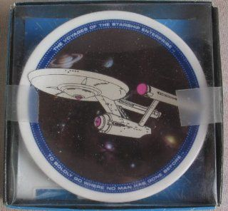 Star Trek The Next Generation Mini Plate