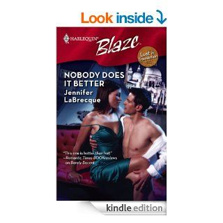 Nobody Does It Better   Kindle edition by Jennifer LaBrecque. Romance Kindle eBooks @ .
