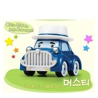 Robocar Poli   Musti (diecasting   not transformers) Toys & Games