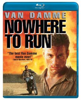 Nowhere to Run [Blu ray]: Jean Claude Van Damme, Rosanna Arquette, Ted Levine, Kieran Culkin, Robert harmon: Movies & TV