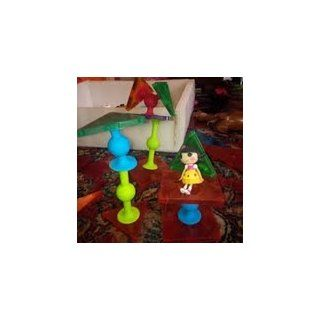 Squigz Kids'' Construction Deluxe Set: Toys & Games