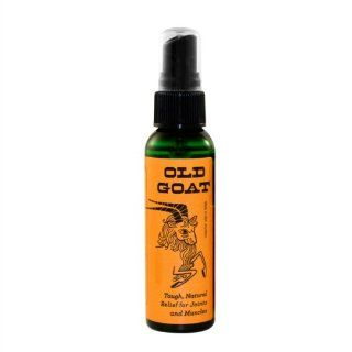 Old Goat Spray 2oz oil by Old Goat: Health & Personal Care