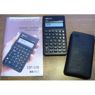 HP 10B Financial Calculator  Electronics