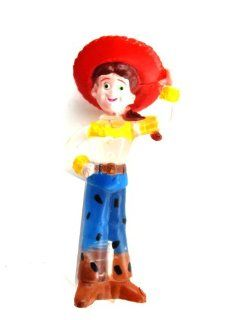 Mini Size Jesse the Yodeling Cowgirl Figurine   Disney Figurines   Collectible Figurines