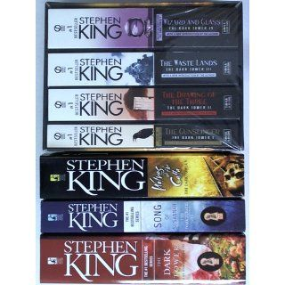 Dark Tower Set (All 7 Books): Stephen King: Books