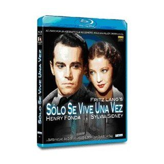 You Only Live Once [Blu ray]: Henry Fonda, Sylvia Sidney, Barton MacLane, Jean Dixon, William Gargan, Jerome Cowan, Charles 'Chic' Sale, Margaret Hamilton, Warren Hymer, Guinn 'Big Boy' Williams, Fritz Lang, CategoryClassicFilms, CategoryCu