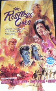 The Restless Ones [VHS]: Johnny Crawford, Georgia Lee, Robert Sampson, Kim Darby, Jerome Courtland, Lurene Tuttle, Billy Graham, Dick Ross: Movies & TV
