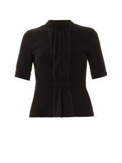 Parker draped front blouse  A.L.C.