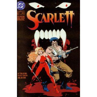 Scarlett #1: Keith Wilson Tom Joyner, Gray Morrow, others Jim Fern: Books