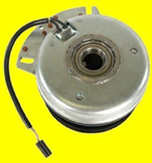 Electric PTO Clutch For Warner Lawn & Garden Tractors & Others : Lawn Mower Electric Clutches : Patio, Lawn & Garden