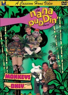 Monkeys Only: Dennis Lee, Nana Puddin: Movies & TV