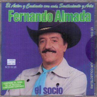 "Fernando Almada "" El Socio"" Exclusive Pour Collectours Music"