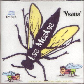 """Las Moskas """" Venus"""" Exclusive Pour Collectours: Music"""