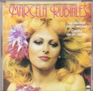 """Marcela Rubiales """" La Verdad De La Verdad"""" Cd Exclusive Pour Collectours Music"""