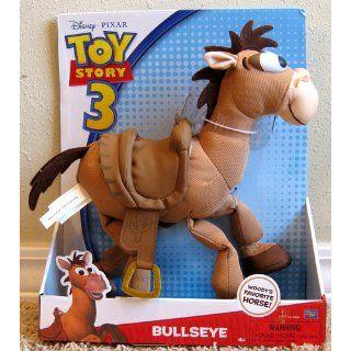 Toy Story Woodys Horse Bullseye: Toys & Games