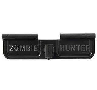 Zombie Hunter   Engraved AR15 Ejection Port Cover : Hunting And Shooting Equipment : Sports & Outdoors