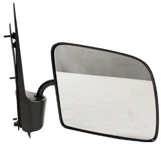 OE Replacement Ford Econoline Van Passenger Side Mirror Outside Rear View (Partslink Number FO1321173): Automotive