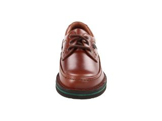Hush Puppies Mall Walker Antique Brown Leather