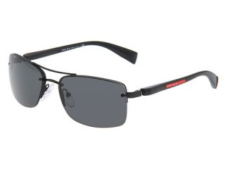 Prada Linea Rossa 0ps 50ns Black Grey, Men