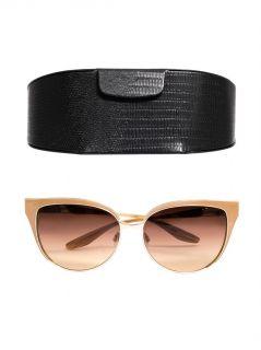 Valerie cat eye sunglasses  Barton Perreira
