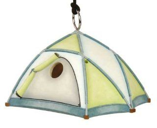 Dome Tent Birdhouse: Pet Supplies