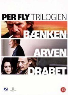 Per Fly   Trilogy   3 DVD Box Set ( B�nken (B�nken) / Arven (Arvet) / Drabet ) ( The Bench / The Inheritance / Manslaughter ) [ NON USA FORMAT, PAL, Reg.2 Import   Denmark ]: Jesper Christensen, Jens Albinus, Lars Brygmann, Lars Ranthe, Ulrich Thomsen, Ghi