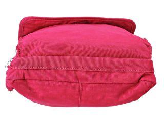 Kipling Machida Shoulder Bag Deep Red