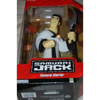 Cartoon Network Samurai Jack Samurai Warrior Figure: Toys & Games