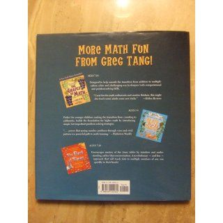 Math Appeal: Mind Stretching Math Riddles: Gregory Tang, Greg Tang, Harry Briggs: 9780439210461:  Children's Books