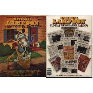 National Lampoon Sunday Newspaper Parody: P. J. O'Rourke, John Hughes: 9781590710371: Books