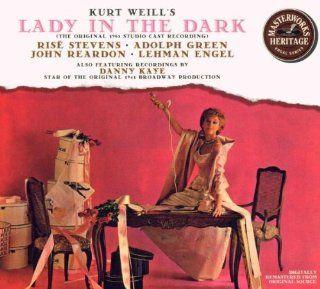 Weill: Lady in the Dark / Ris� Stevens, Adolph Green, Lehman Engel, Danny Kaye: Music