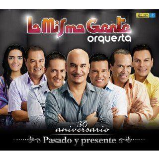 CD SALSA LA MISMA GENTE ORQUESTA 30 ANIVERSARIO PASADO Y PRESENTE: Music