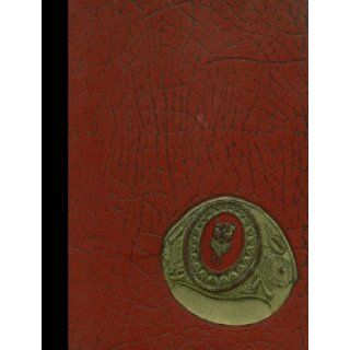 (Reprint) 1970 Yearbook: Coahoma High School, Coahoma, Texas: 1970 Yearbook Staff of Coahoma High School: Books