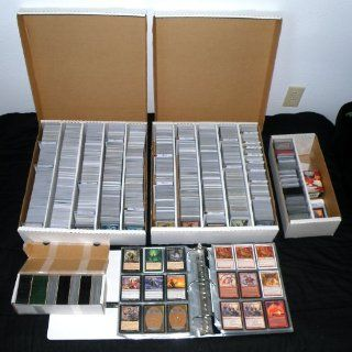 Magic the Gathering 50 Cards Includes 25+ Rares/Uncommons MTG Cards Collection Foils & mythics possible!: Everything Else