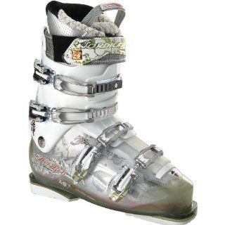 NORDICA Women's Hot Rod 9.0 W Ski Boots   2011/2012   Possible Cosmetic Defects     Size: 23.5, : Alpine Ski Boots : Sports & Outdoors