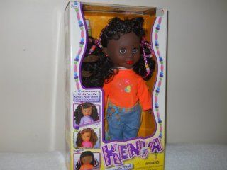 Kenya Doll [Growing up Proud!] [Ages 4 and Up]: Toys & Games