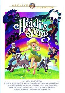 Heidi's Song: Lorne Greene, Sammy Davis Jr., Margery Gray, Michael Bell, Peter Cullen, Robert Taylor: Movies & TV