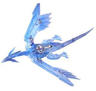 Yu gi oh! the Movie Blue Eyes Shining Dragon Figure: Toys & Games