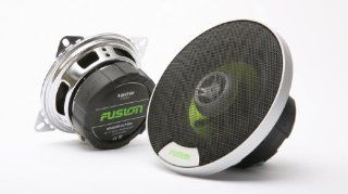 Fusion Encounter EN FR4020 4 Inch 120W 2 Way Speaker: Car Electronics
