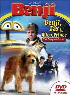 Benji, Zax and the Alien Prince   The Complete Series: Benji, Chris Burton, Ric Spiegel, Ken Miller, Angie Bolling, Josef Rainer, Anna Kathryn Holbrook, Dallas Miles, Ben Jones, Brandon Camp, Dwain Fail, Ken Farmer, Joe Camp: Movies & TV
