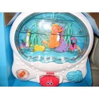 Ocean Wonders Musical Aquarium Crib Attachment Baby